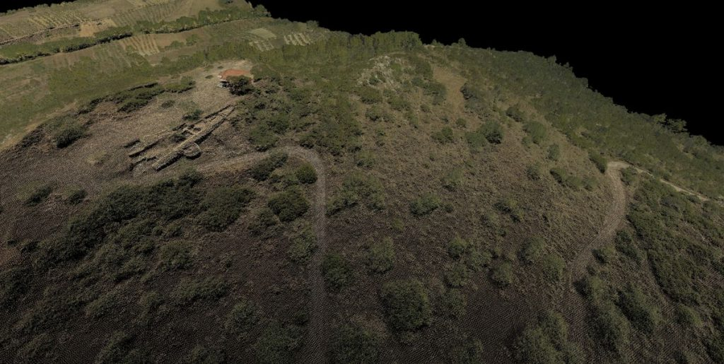 lidar archaeology mapping