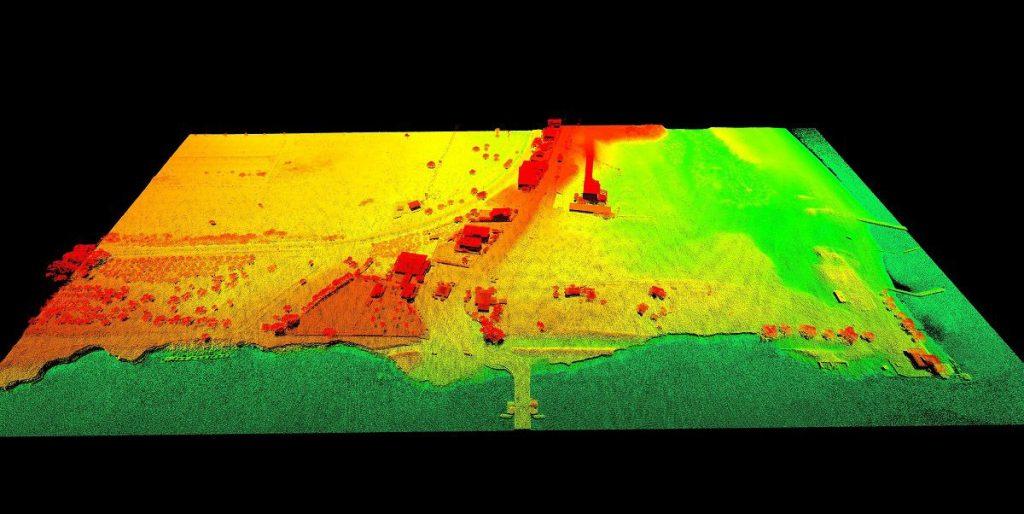 3D LASER (LIDAR)